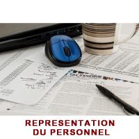 LA REPRESENTATION DU PERSONNEL