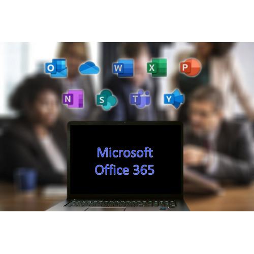 Travail collaboratif - Microsoft Office 365